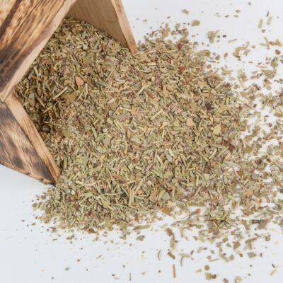 mix erbe per arrosti