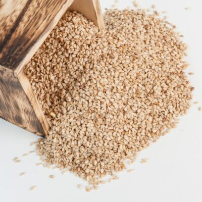 semi di sesamo tostato